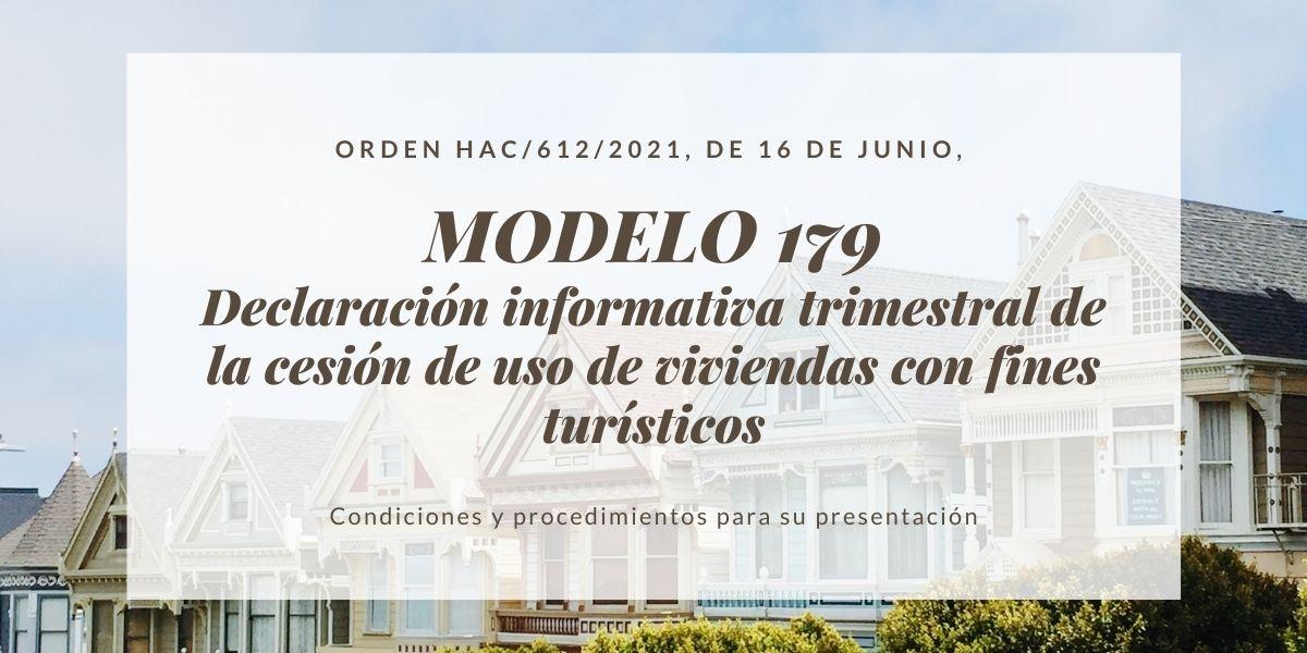 modelo 179 toda la informacion correcta presentacion